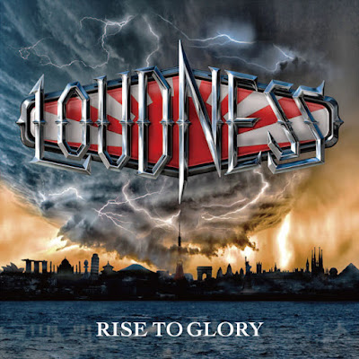 "Loudness - ""Soul on Fire"" (video) from the album ""Rise to Glory"""