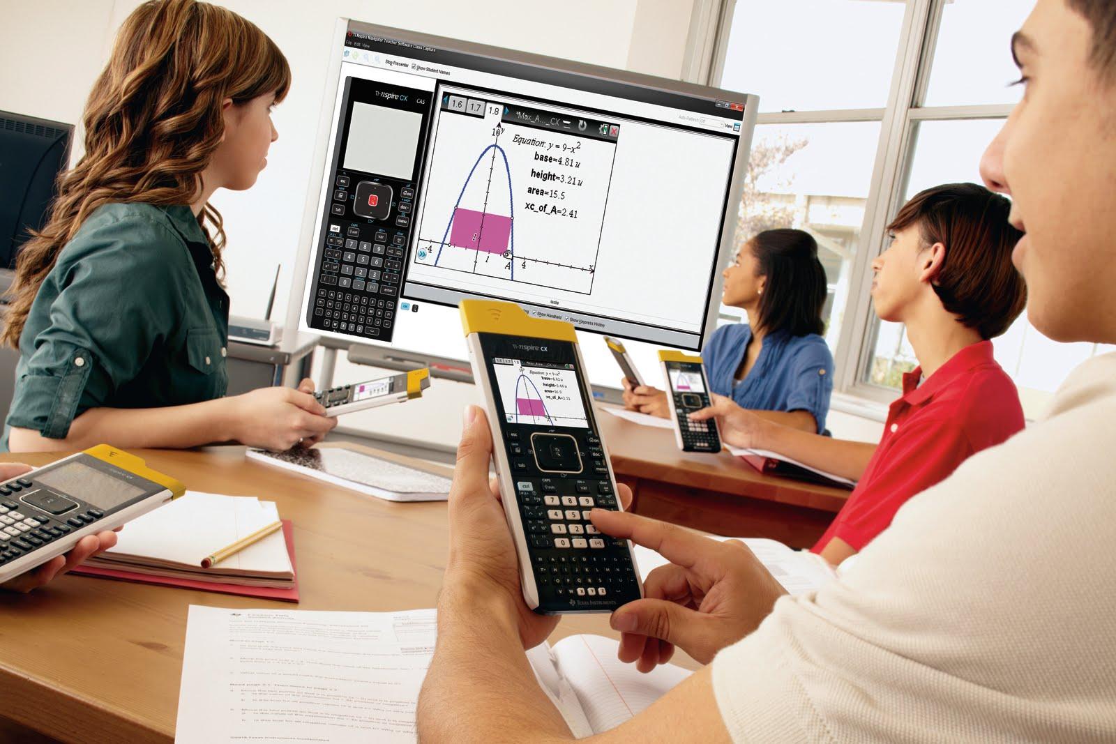 Back 2 School Bash Texas Instruments Ti Nspire Cx Calculator