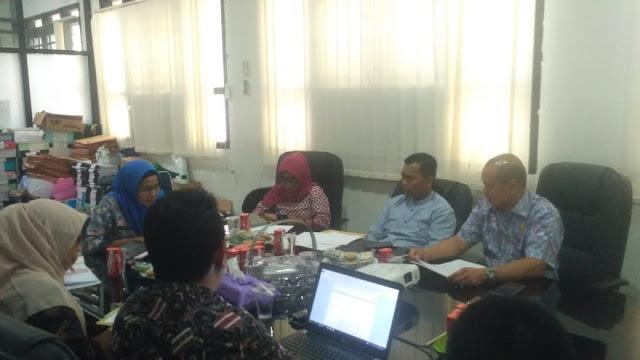 Terkait Perampingan OPD, Komisi I DPRD Wajo Konsultasi dengan Biro Ortala Pemprov Sulsel