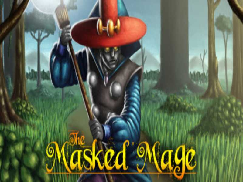 Download The Masked Mage Game PC Free on Windows 7,8,10