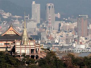 Kota Kota Penting di Jepang