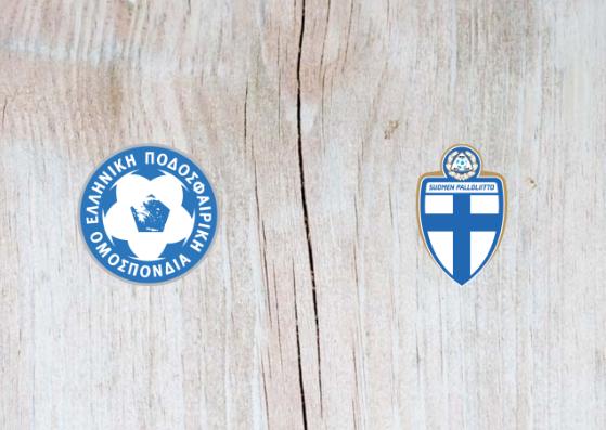 Greece vs Finland - Highlights 15 November 2018