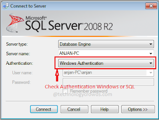 Fix SQL Error : SQL Server Error 25 And 87