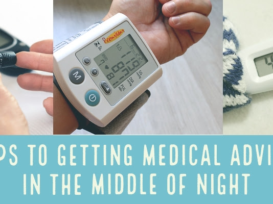 5 Tips to Getting Medical Advice In The Middle Of the Night