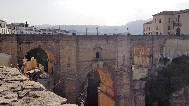 Balcón del Coño, Paseo de los Viajeros Románticos, Ronda,  Pueblos Blancos,  Málaga, Andalucía, Elisa N, Blog de Viajes, Lifestyle, Travel