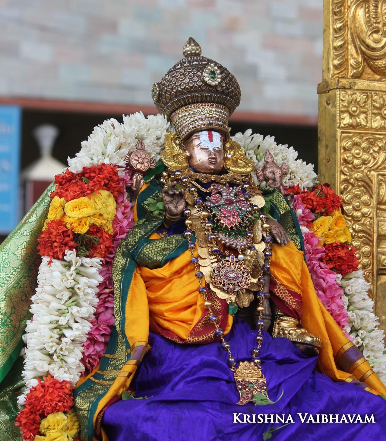 Krishna Vaibhavam Sri Theliya Singar Narasimha Swamy Aani