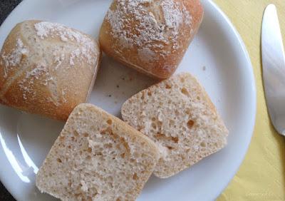 Frühstücksbrötchen für Morgenmuffel