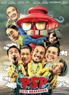 PSP: Gaya Mahasiswa 2019