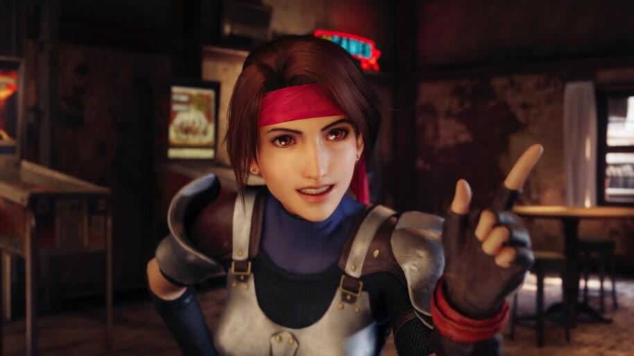 Jessie, Final Fantasy 7, Remake, 4K, #5.1537