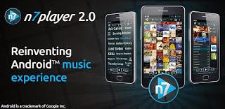 n7player Music Player unlocked v2 0 9a Full APK   Apps Androisme
