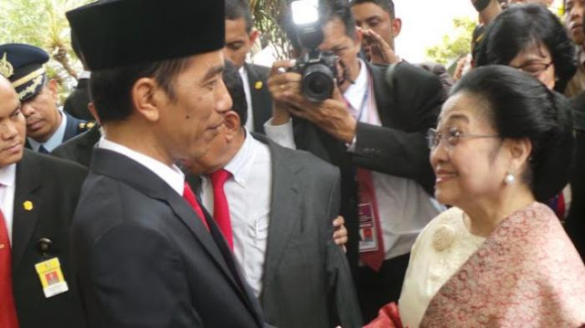 Benarkah Jokowi Bakal Jadi Ketua Umum PDI Perjuangan Menggantikan Megawati Yang Mau Pensiun?