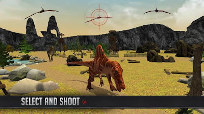 تحميل Dinosaur Hunter 2018 لعبة apk مهكرة, لعبة Dinosaur Hunter 2018 مهكرة جاهزة للاندرويد, لعبة  Dinosaur Hunter 2018 مهكرة بروابط مباشرة