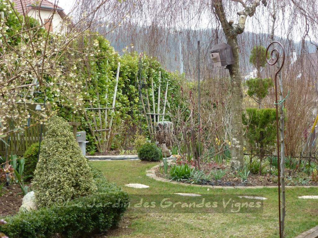 le jardin des grandes vignes avril 2013. Black Bedroom Furniture Sets. Home Design Ideas