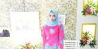 19+ Model Baju Kebaya Pesta Khusus untuk Wanita Berhijab 2018