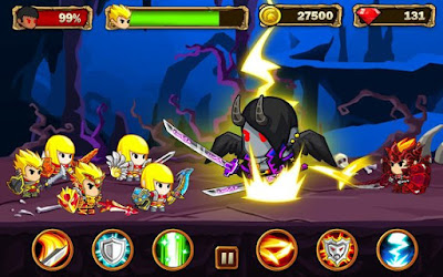 Cracked Pocket Army Mod Unlimited Money v1.5 Apk Game Terbaru Android