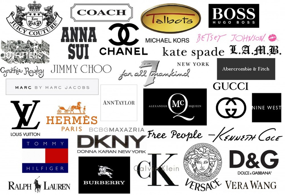 Popular clothing store names