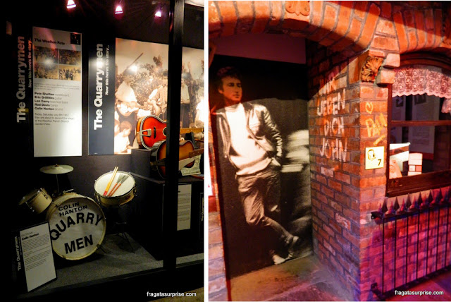 Museu Beatles Story, Liverpool