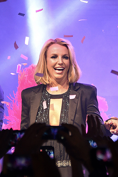 Britney Spears (1 place)