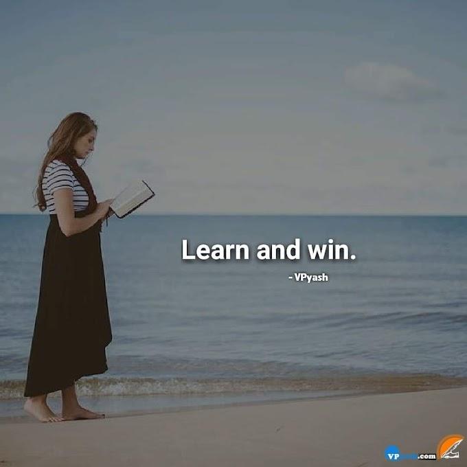 Learn & Win
