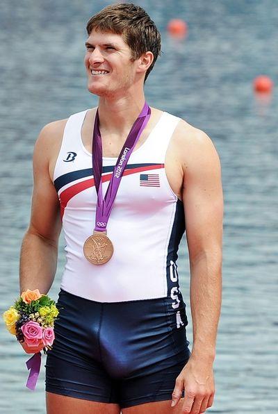THE SMOKING NUN: Olympic Rower Henrik Rummel Shows Off His