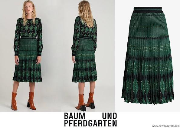 Princess Marie wore Baum und Pferdgarten Cyrila Skirt
