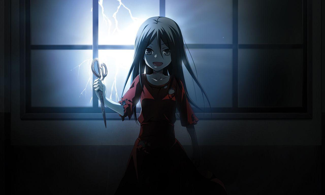 Resultado de imagem para corpse party anime
