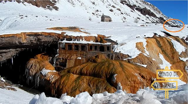 Puente del Inca Tour Alta Montaña