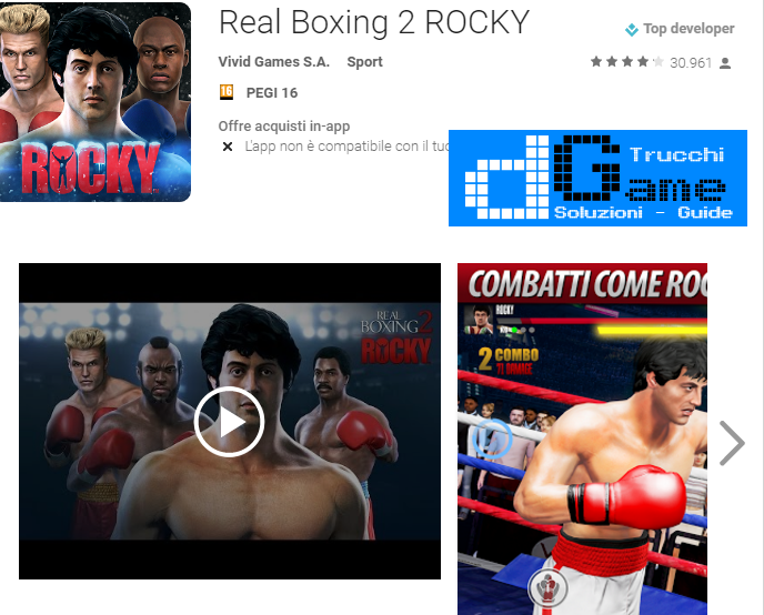 Trucchi Real Boxing 2 ROCKY Mod Apk Android v1.7.0