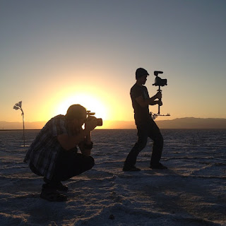 Glidecam Video Shooting - Devin Graham