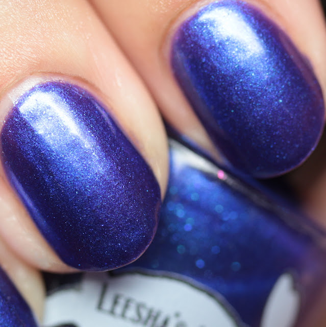 Leesha's Lacquer Good Morning, Glory