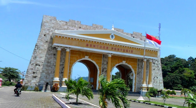 Benteng Portugis Portuguese Fort Jepara Central Java