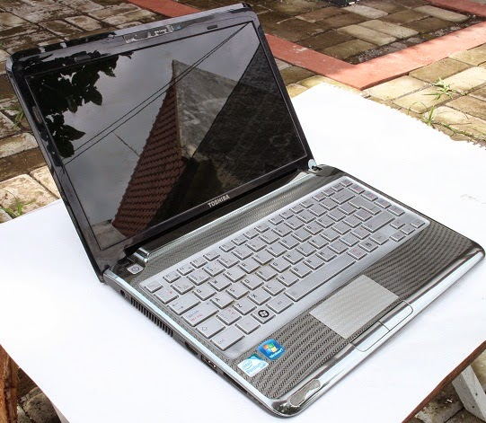 laptop second Toshiba T230