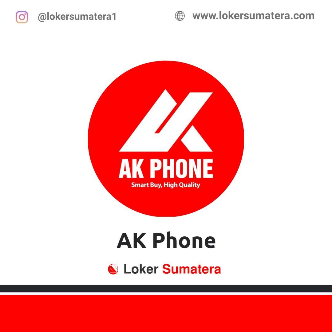 Lowongan Kerja Jambi: AK Phone September 2020