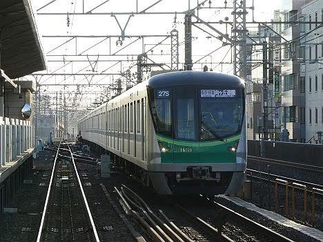 【ダイヤ改正で新登場!】16000系の各駅停車 向ヶ丘遊園行き