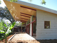 Puriscal house construction
