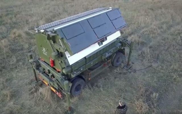 3D-радар 80К6Т