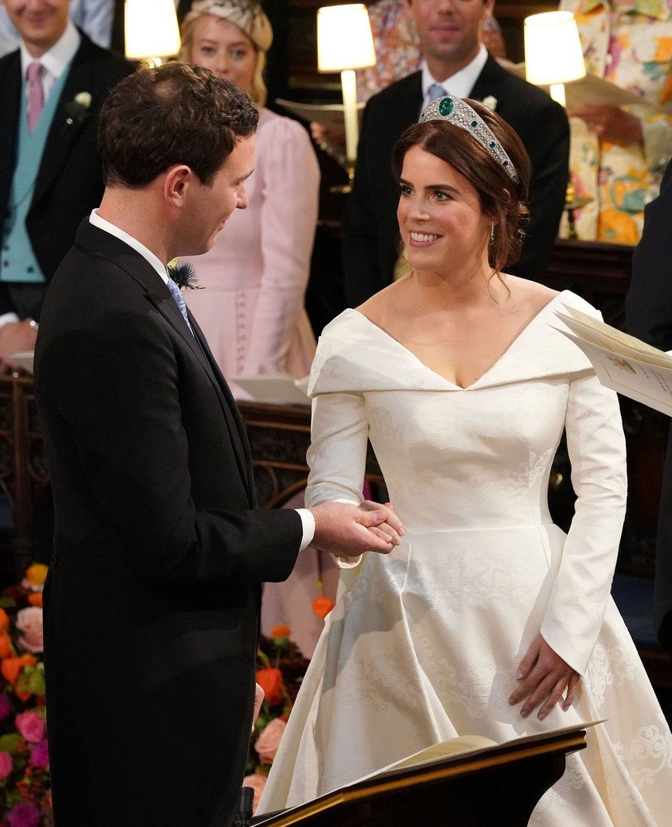 Royal wedding - Princess Eugenie marries Jack Brooksbank