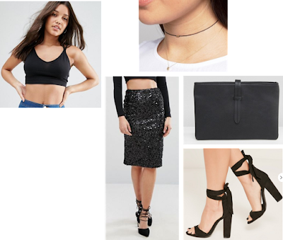 Blogmas Day 6: Christmas Party Outfit Ideas