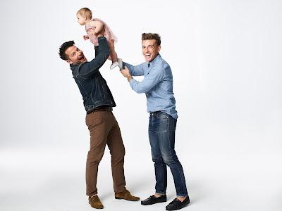 Nate, Poppy e Jeremiah - Divulgação
