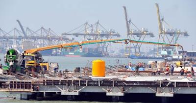 Daftar Mega Proyek China di Indonesia