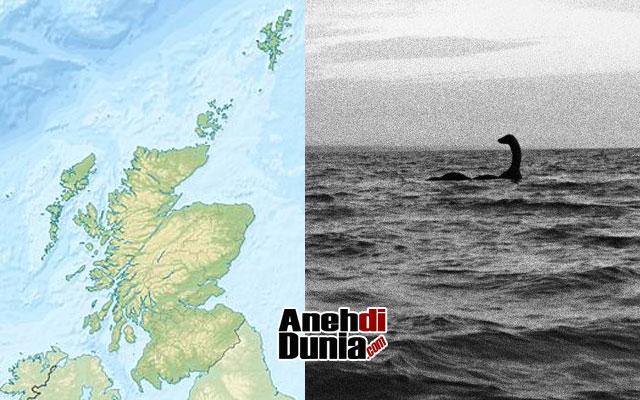 Loch Ness Terhubung Langsung ke Laut