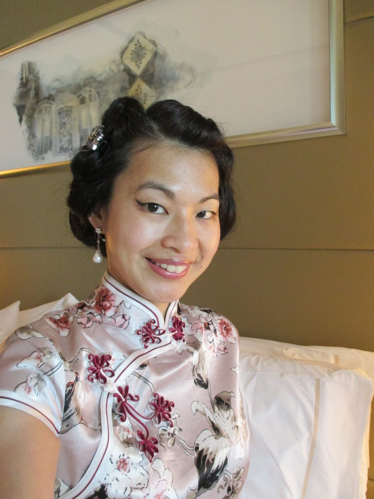 Qipao Love Part 25 What To Wear To A Chinese Wedding Tea Ceremony