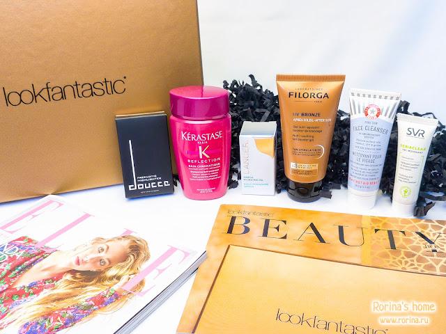 Lookfantastic Beauty Box July 2018: отзывы и наполнение