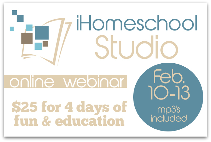 iHomeschool Network online Webinar for homeschooling Middle and High School {The Unlikely Homeschool}
