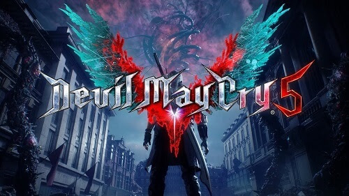The largest and most powerful games Devil May Cry V