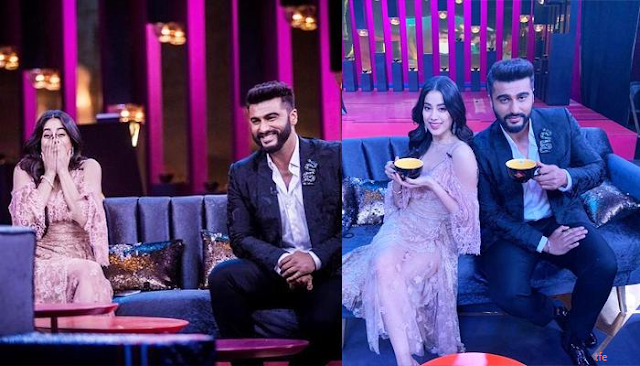 Koffee With Karan: The first picture of Deepika and Aliya from the show is given here
