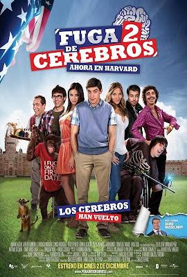 Fuga de Cerebros 2 – DVDRIP ESPAÑOL