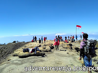 Pendakian Gunung Ciremai via Apuy (Enjoy trip, Info, biaya dan transportasi)