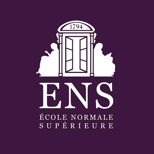 منح ممولة بالكامل مقدمة من The Ecole normale supérieure للدراسة في فرنسا