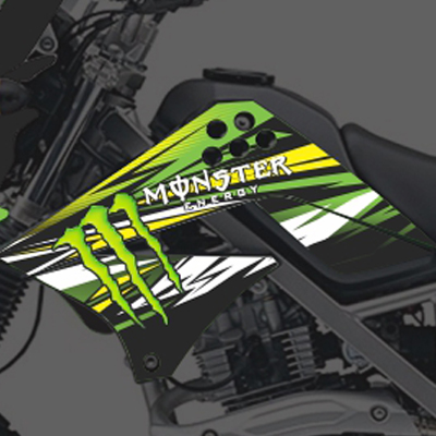 KLX Monster Energy GR
